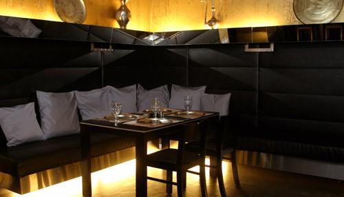 Ресторан Золотая Орда - фотография 4 - Диванный Зал