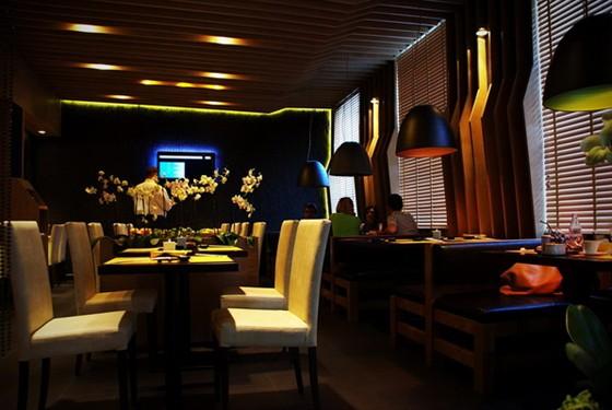 Ресторан Shu - фотография 11
