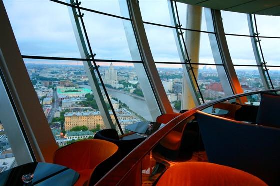 Ресторан City Space - фотография 15 - City Space Bar & Lounge