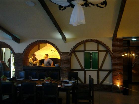 Ресторан Остербрау - фотография 1