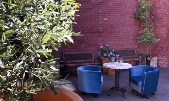 Ресторан Dome - фотография 21