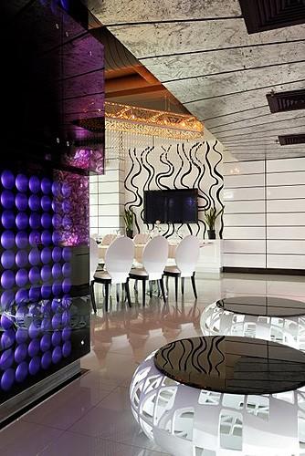 Ресторан Sky Lounge - фотография 9 - Sky Lounge Пентхаус 23 этаж
