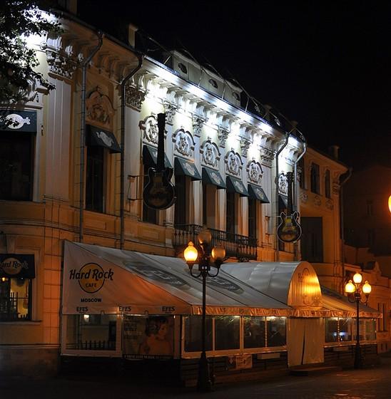 Ресторан Hard Rock Café - фотография 6