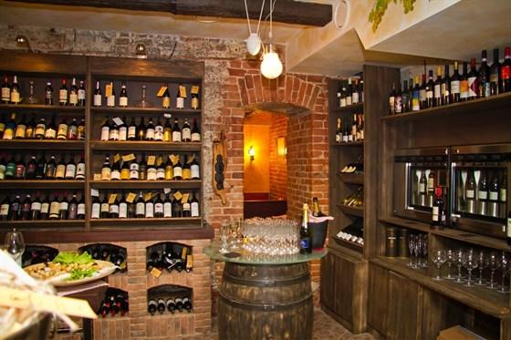 Ресторан Sapore di vino - фотография 6