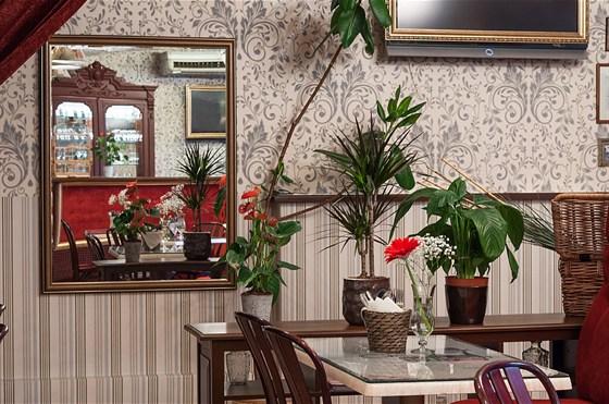 Ресторан Распутин - фотография 6 - Кафе Распутин/Rasputin cafe
