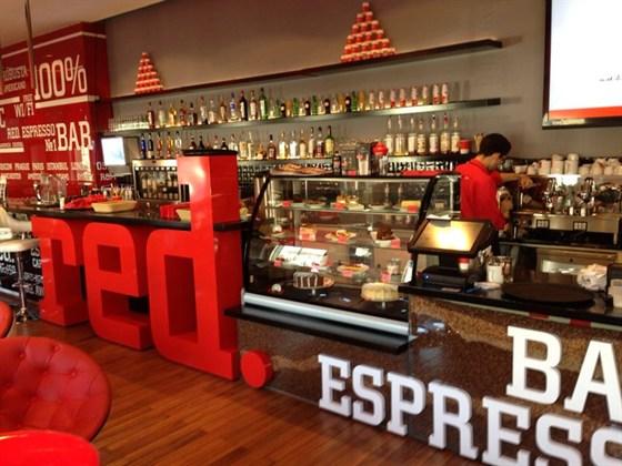 Ресторан Red Espresso Bar - фотография 5