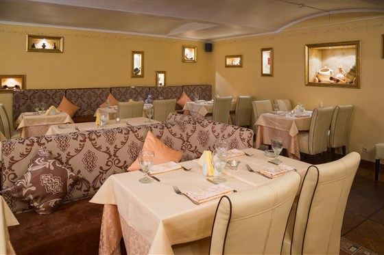 Ресторан Гулиани - фотография 1