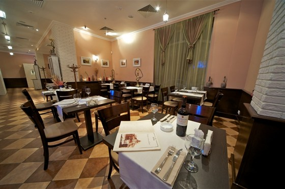 Ресторан Хинкальная №1 - фотография 1