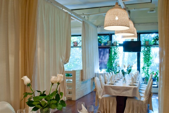 Ресторан Веранда - фотография 31