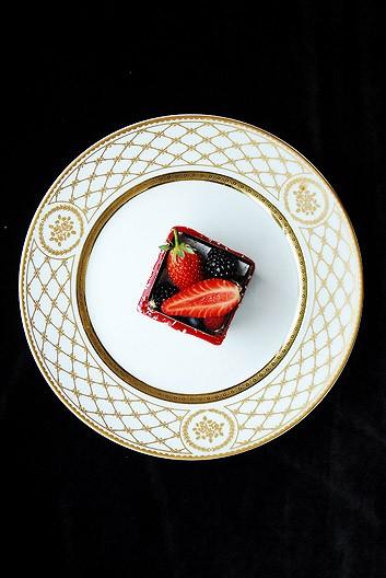 Ресторан Baccarat Cristal Room - фотография 5