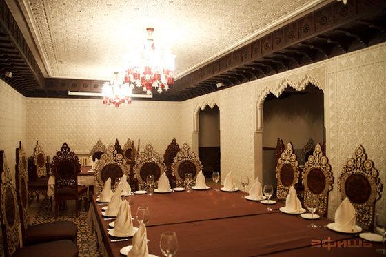 Ресторан Damas - фотография 23