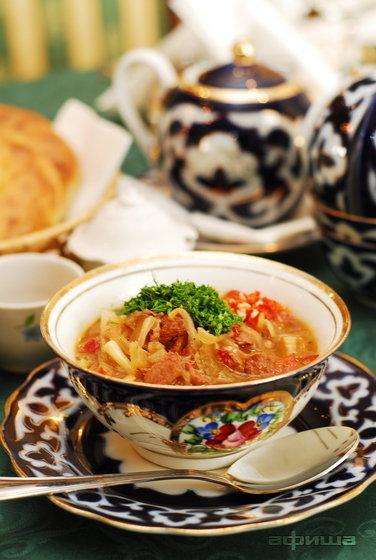 Ресторан Ресторан при посольстве Узбекистана - фотография 11