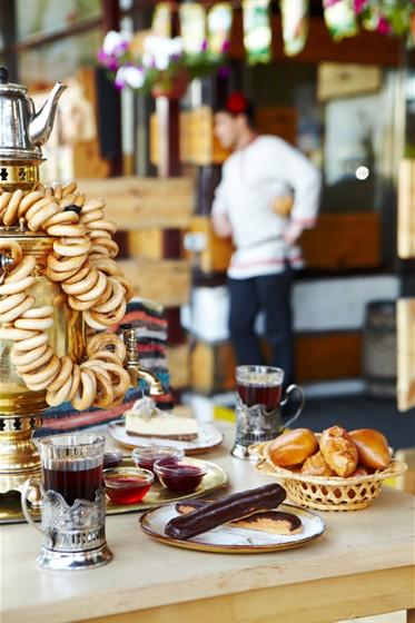 Ресторан Ёрш - фотография 5