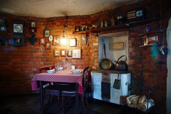 Ресторан Старая башня - фотография 4