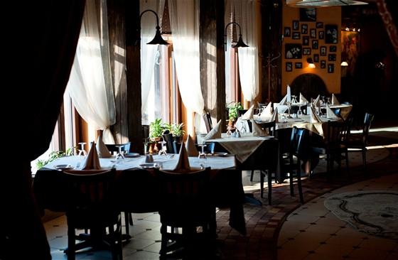 """Ресторан Баден-Баден - фотография 7 - Зал """"Панорама"""""""