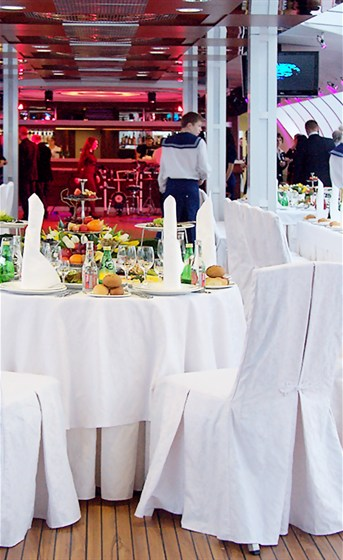 Ресторан Флотилия Рэдиссон Ройал - фотография 9
