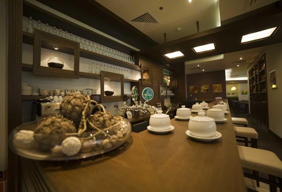 Ресторан Чеснок и варенье - фотография 3 - Бар