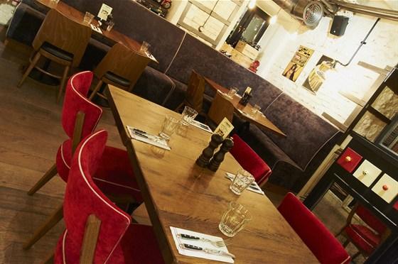 Ресторан Fornetto Bar & Pizza - фотография 17