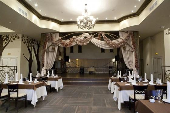 Ресторан Старый базар - фотография 1 - банкетный зал на 200 персон