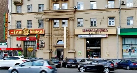 Ресторан Шоколадница - фотография 1 - Вид с улицы