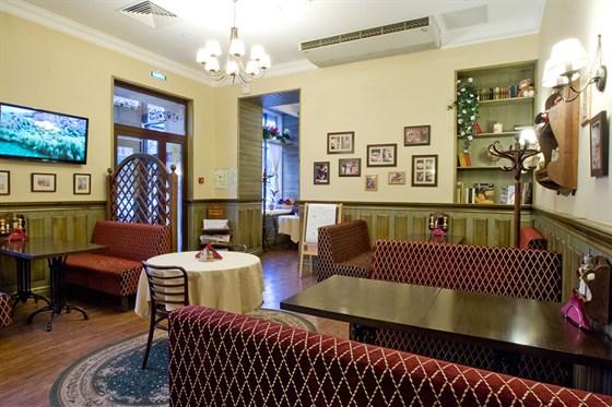 Ресторан Pasta grande - фотография 3