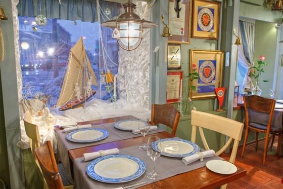 Ресторан Матросская тишина - фотография 12