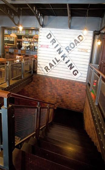 Ресторан Пивная станция - фотография 12