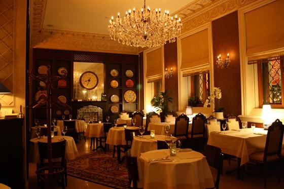 Ресторан Five o'clock - фотография 1
