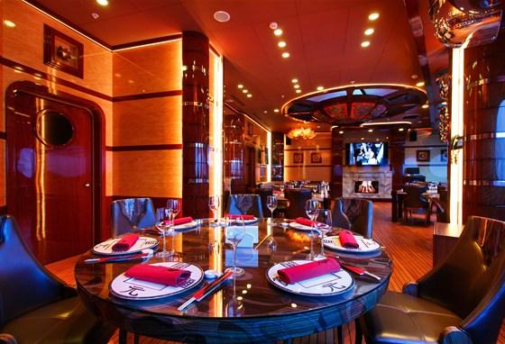 Ресторан Лодка - фотография 13 - Шлюпка - банкетный зал с караоке