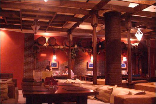 Ресторан Red Fox - фотография 1