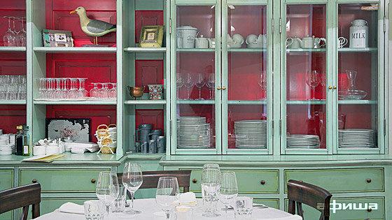 Ресторан Кухня - фотография 1