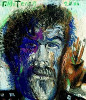 Герман Метелев. Собственный  портрет