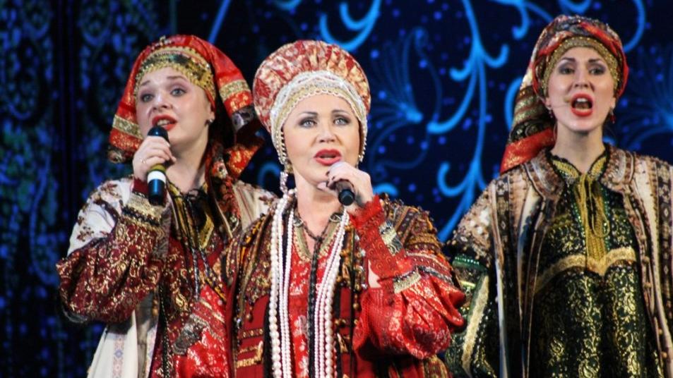 Надежда Бабкина и «Русская песня»