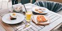 Овсянка и бесплатное игристое: самые ранние завтраки в Москве