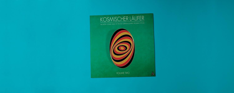 Kosmischer Läufer «The Secret Cosmic Music of the East German Olympic Program 1972–83 — Volume 2»