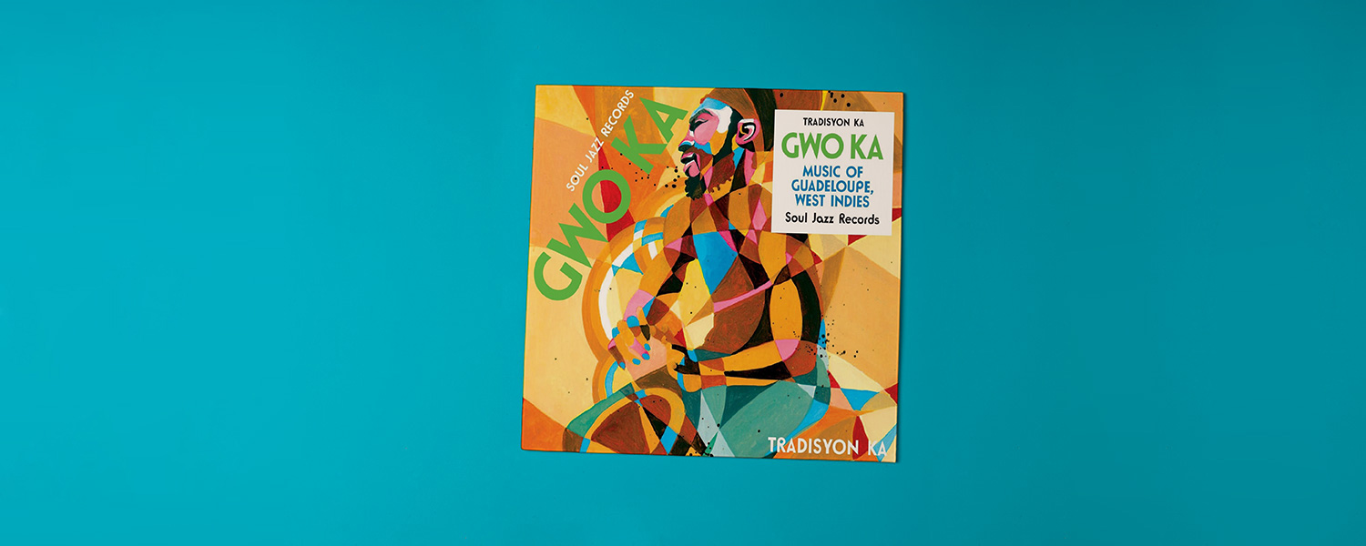Tradisyon Ka «Gwo Ka: Music of Guadeloupe, West Indies»