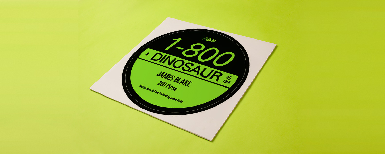 James Blake «200 Press EP»