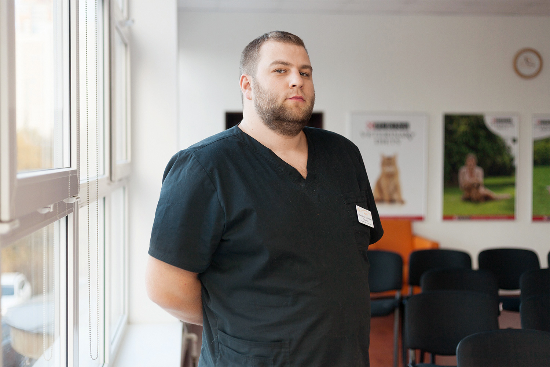 Иван Тюренков, врач-невропатолог
