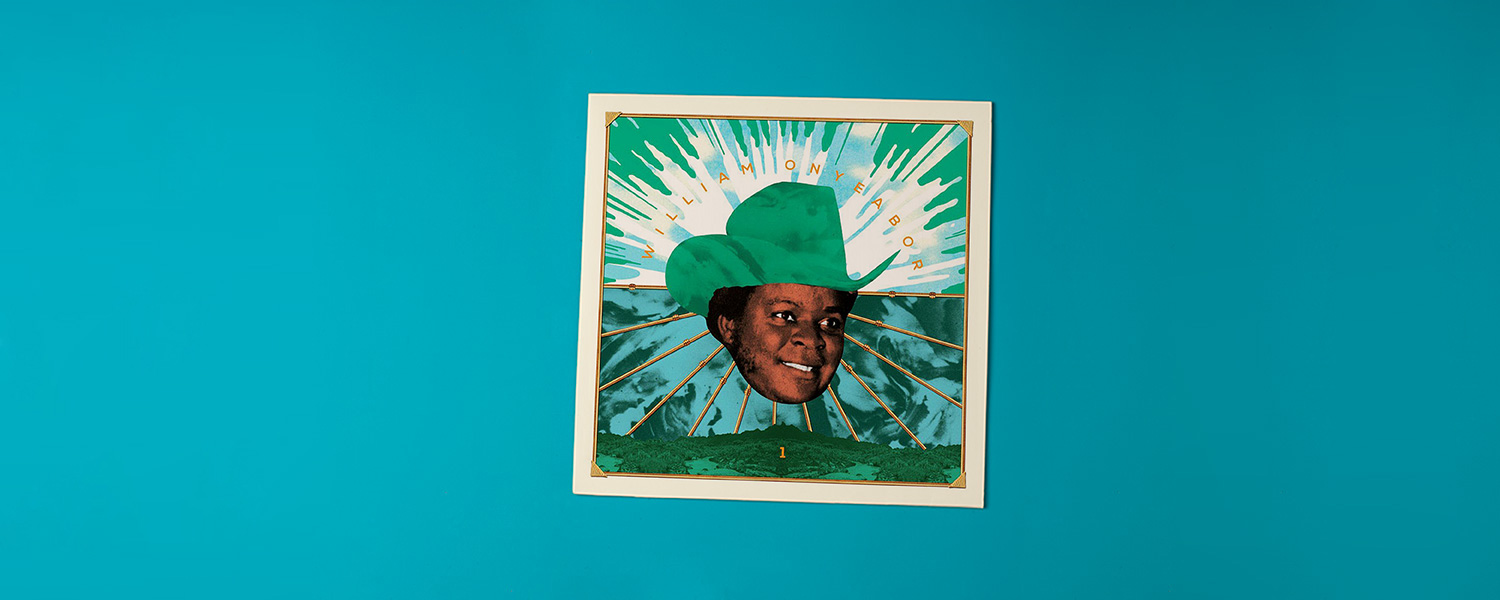 William Onyeabor «Vinyl Boxset 1»