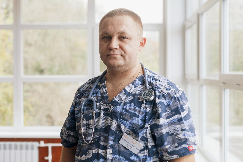Сергей Кусенков, ветеринарный врач-анестезиолог