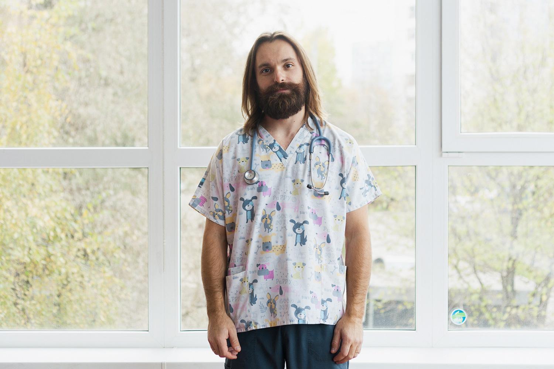 Евгений Агапов, ветеринарный врач-терапевт, врач визуальной диагностики