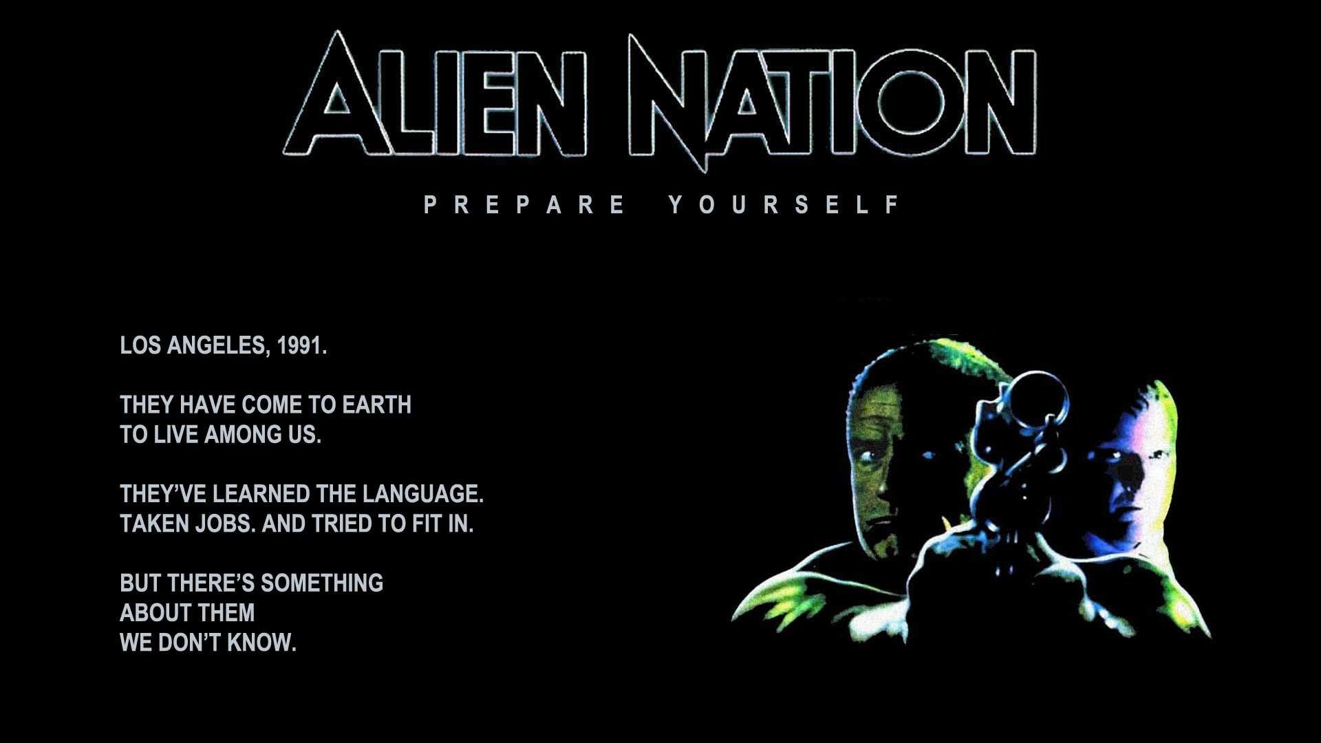 Нация пришельцев смотреть фото