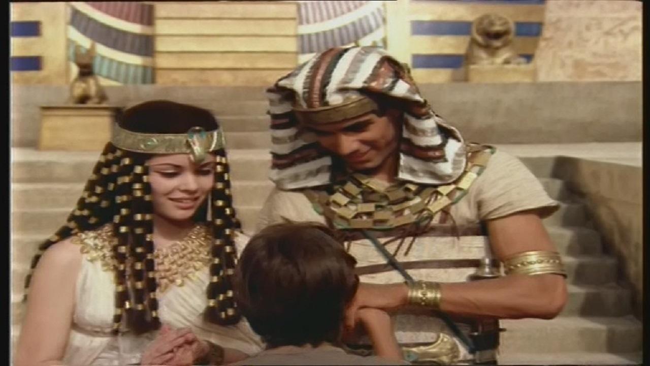 Седьмой свиток фараона смотреть фото
