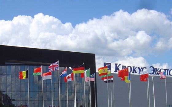 Фото выставочный зал Крокус Экспо