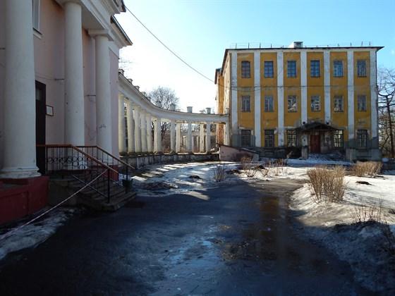 Фото музей Пехра-Яковлевское
