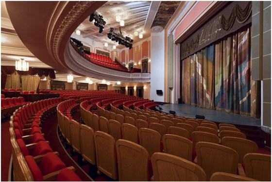 Фото театр Миллениум