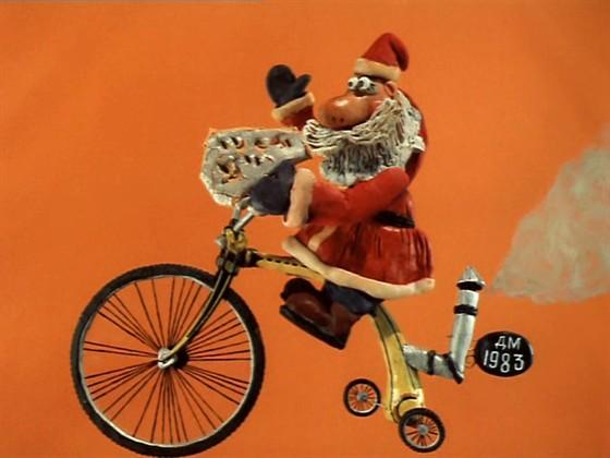 Новогодняя песенка Деда Мороза смотреть фото
