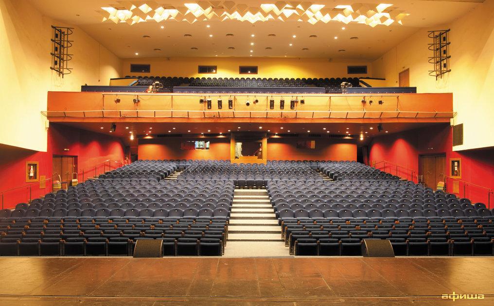 Зал театр на серпуховке официальный сайт афиша афиша кино кондопога