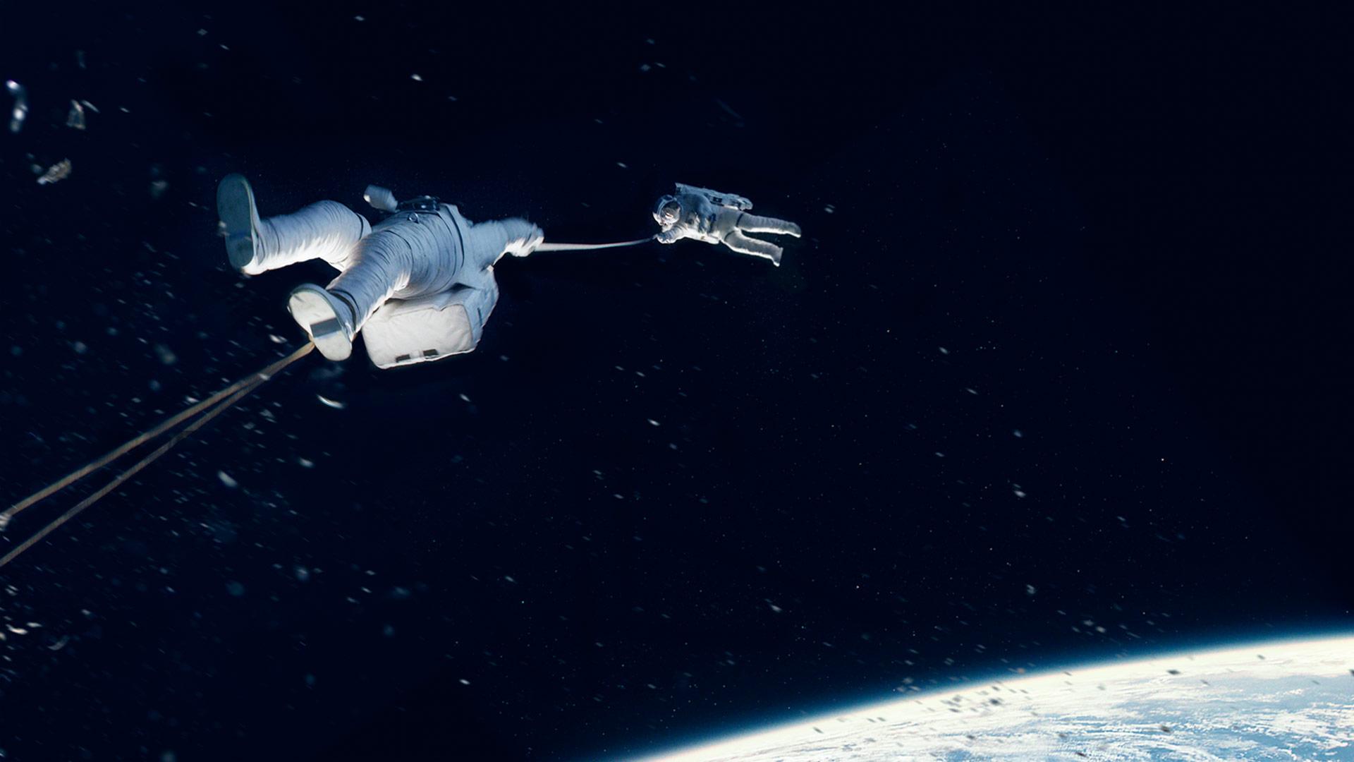 Гравитация смотреть фото