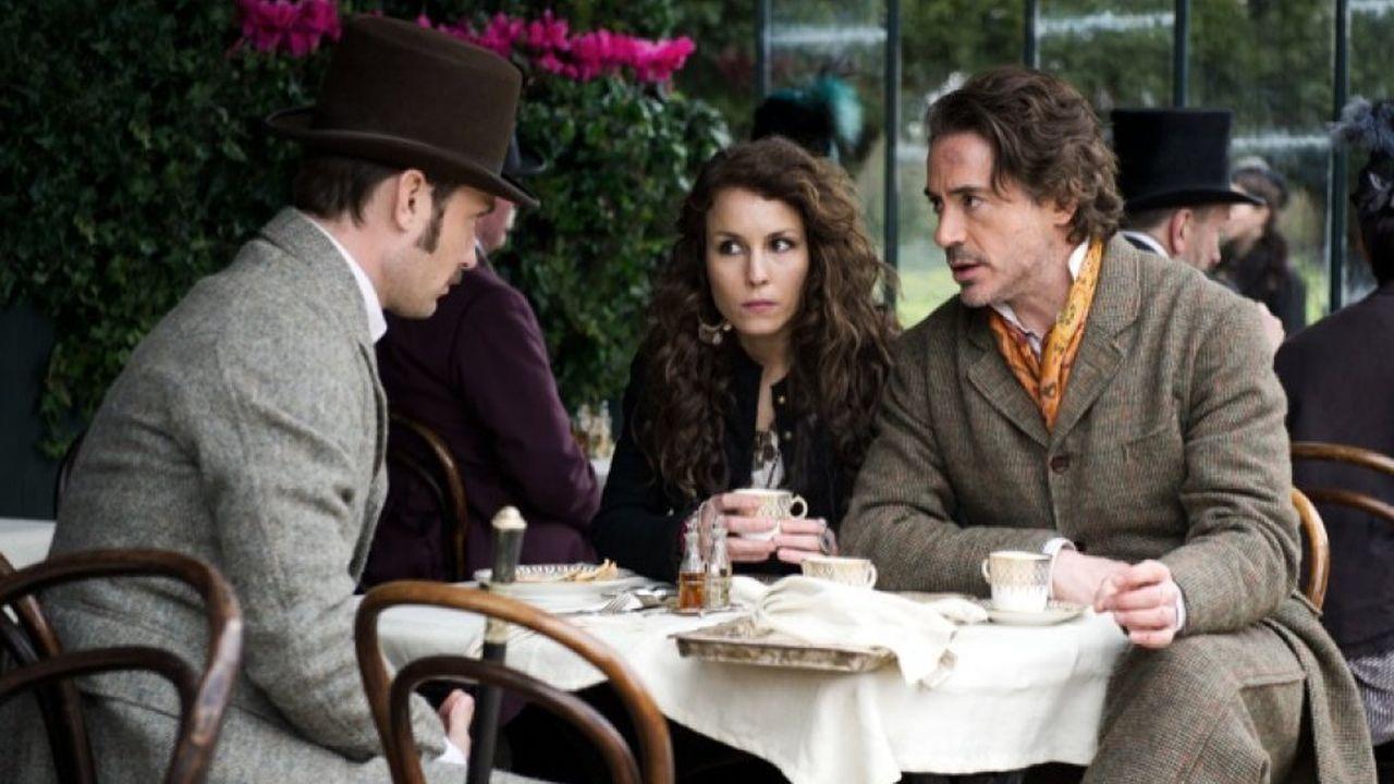 Шерлок Холмс: Игра теней смотреть фото